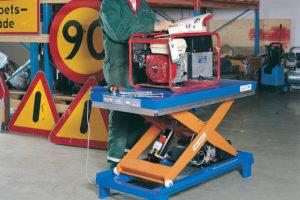 сервисному обслуживанию и ремонту (подобного) складского оборудования