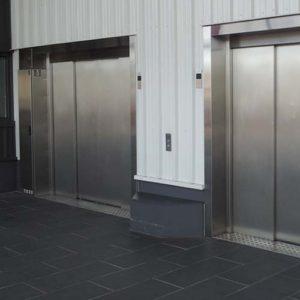 Обслуживание грузовых лифтов